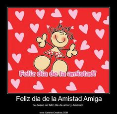 Image result for dia de la amistad