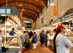 West Side Market, Cleveland Ohio