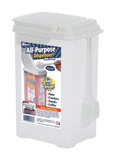 Buddeez All-Purpose Dispenser with Scoop