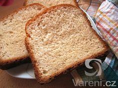 Recept na toastový chleba, o který se nebudete chtít podělit.