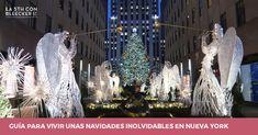 [GUÍA] TODAS las actividades, rutas de luces, mercadillos, patinaje... para estas próximas Navidades en Nueva York, ¿las conoces ya?