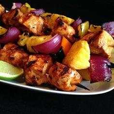 Chili-Lime Chicken Kabobs - Allrecipes.com