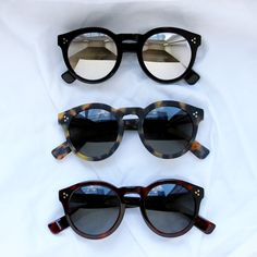 illesteva Leonard II Classic sunglasses // only thing that gets you out of bed…