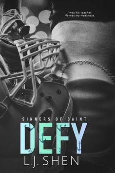 Release Blitz! Defy by L.J. Shen (Sinners of Saints #0.5) |A Fortress of Books