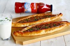 Hot Dog Buns, Hot Dogs, Pizza, Pastry And Bakery, Deserts, Appetizers, Food And Drink, Bread, Dinner