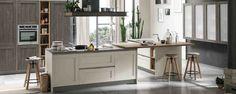 cucine moderne stosa - modello cucina city 01