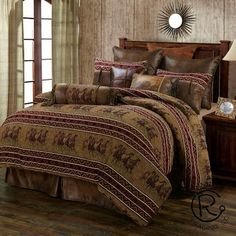 Running Horse Bedding Set
