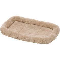 Petco Oval Tan And Cream Lounger Dog Bed Durable Dog