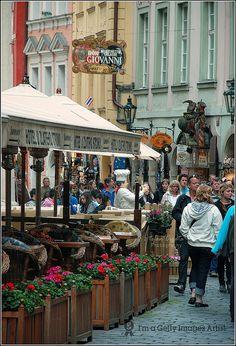 Streets of Prague, Praga, Praha, Prag
