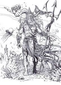 Free Coloring Pages of the Greek Gods - Yahoo Image Search Results