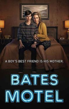 Bates Motel Norman and Norma TV Show Poster 11x17