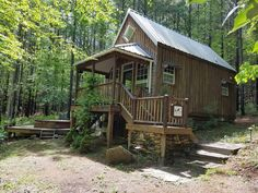 The Cottage at Ridgewood   Your serene western North Carolina getaway, private yet connected. Nc Cabin Rentals, Kayak Rentals, Western North Carolina, Canoe And Kayak, Blue Ridge Mountains, Serenity, Cottage, House Styles, Cottages