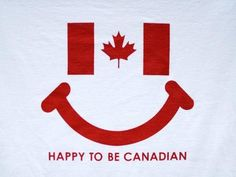 "And very happy to be back home in Canada ~KW~ "")"