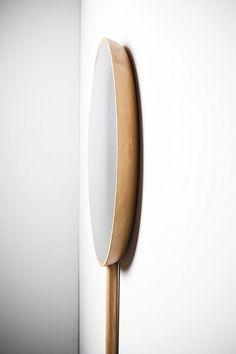 RETROVISEUR DOMESTIQUE, mirror for MINIFORM (Meolo VE) by Ionna Vautrin | MAGAZEN NOVO