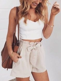 #summer #outfits / 150 Summer Outfits to Wear Now Vol. 5 130