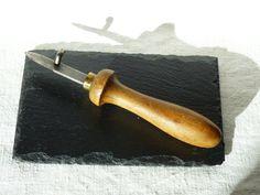 Oyster Knife. French. Vintage. by JadisInTimesPast on Etsy