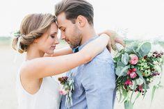 Bohemian Hochzeitsinspiration von bloom in may und Julia und Gil Fotografie