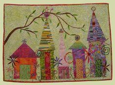 """""""Neighborhood"""" by Lynn Woll"""