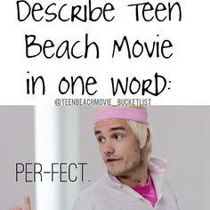 Teen beach mov-ie
