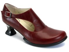 Check out the Fluevog Gracias. MMM. Need a good walking shoe that's versatile:-) These might be the ones!