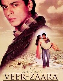 Shahrukh Khan, Rani Mukherjee, Preity Zinta. Could watch this one over and over, too. Great story, masterfully told.