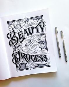 """There is beauty in the process"" by Brianna Ailie"