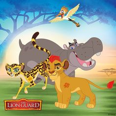 Take a look at the Disney Junior Featuring the Lion Guard event on zulily today!