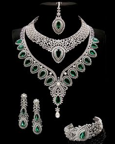 Indian jewelry set --- www.shaadiekhas.com