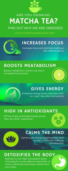 ARE YOU DRINKING MATCHA TEA? FIND OUT WHY WE'RE OBSESSED with this detox green tea. Matcha teas are antioxidant-rich, boost metabolism, improve skin and hair, and aid in weight loss. Click through or pin and save for later!  @jadeleafmatcha @ecoheed @doma