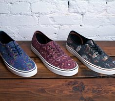 Vans Authentic – Tribe Pack (Summer 2014)