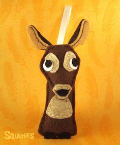 Felt Woodland Animal - Ingrid the Deer