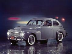Volvo PV444 HS North America '1954–55