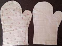 Jak ušít kuchyňskou chňapku | DIY | jaktak.cz Textiles, Sewing, Diy, Scrappy Quilts, Dressmaking, Couture, Bricolage, Stitching, Do It Yourself
