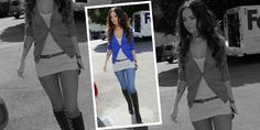 Megan Fox – Get The Celebrity Look For Less
