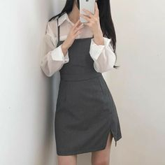 clothes fashion kfashion korean fashion style street style cute kawaii soft pastel aesthetic outfit inspiration elegant skinny fashionable spring autumn winter cozy comfy clothing r o s i e Fashion 90s, Korean Girl Fashion, Korean Fashion Trends, Korean Street Fashion, Ulzzang Fashion, Cute Fashion, Asian Fashion, Fashion Outfits, Fashion Ideas