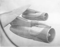Boeing 707 American Airlines AL 002 - PICRYL Public Domain Image Turbofan Engine, Boeing 707, Passenger Aircraft, Air And Space Museum, Jet Engine, Civil Aviation, Historical Society, Public Domain, Technology