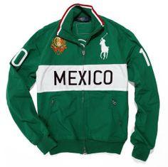 ralph lauren mexico polo shirt | The Sartorialist Files: Ralph Lauren Modern Field World Cup Attire