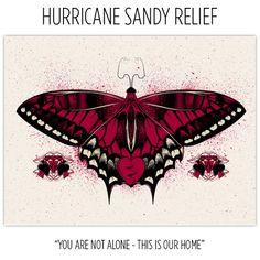 Hurricane Sandy Relief - Christopher Lands