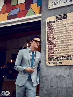 The Best Linen Suits for Summer, Starring Callum Turner | GQ