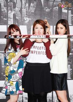 SBS Roommates | Roommates Youngji,Gukjoo and Nana!