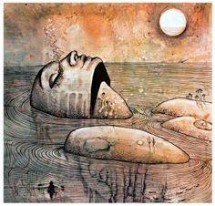 Sailing the dopamine lake by Sebastian Eriksson