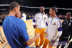 Lakers vs. Warriors (10/12/14)