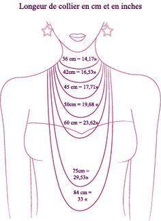 comment choisir la bonne taille de vos bijoux, collier, bague et bracelet