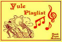 For several years in a row I downloaded Yule music and made CD's to listen to in the car and during Yule festivities. The first year I did it, my kids didn't like a lot of the songs I put on it. So...