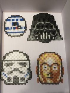 star wars plastic canvas patterns - Google Search