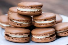 Drunken Irish Coffee Macarons Are All the St. Patrick's Day You Need