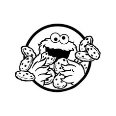 cookie monster pictures cookie monster coloring pages find the latest news on cookie monster - Cookie Monster Face Coloring Pages