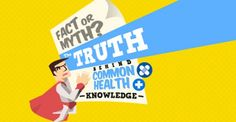 Does cold weather really make you sick? Fact or Fiction? Read this infographic on Busting Common Health Myths to find the truth about that and other wive's tales. Health Facts, Health Tips, Self Treatment, Chronic Kidney Disease, Rheumatoid Arthritis, Vital Signs, Feeling Hopeless, Kidney Health, Physical Condition