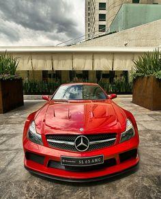 Mercedes SL65 AMG Black Edition