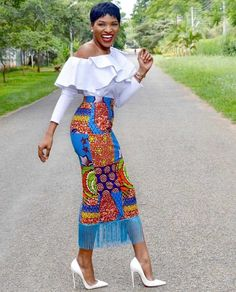African Print Latest Styles Steal Fashionista Doopie - afrocosmopolitan